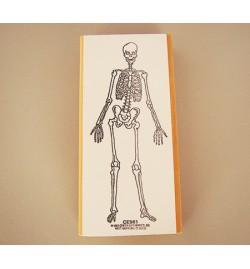 Skeleton Stamp