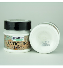 Antiquing Paint 50ml - White