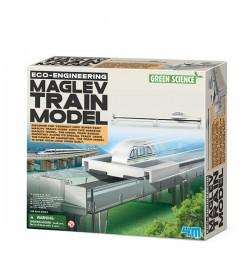 Κατασκευή τρένο μαγνητικής αιώρησης