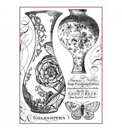 """Ριζόχαρτο A4: """"Flower Vessels"""""""