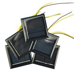 Ηλιακός Συσσωρευτής 2V 130mA
