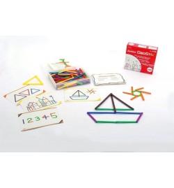 Junior GeoStix - Anglegs 200pcs