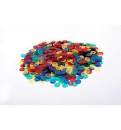Πλαστικοί διάφανοι μετρητές δίσκοι