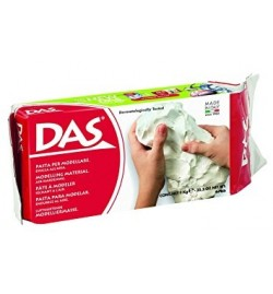 Air Drying Modelling Clay 1kg White - DAS