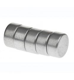 Μαγνήτης νεοδυμίου στρογγυλός 20x8mm