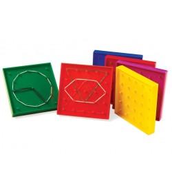 Βελονοπίνακας Διπλής Όψης για Σχήματα 15cm 6pcs - EDX
