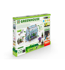 Engino STEM Heroes: Green House
