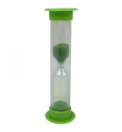 Κλεψύδρα με Άμμο 1 λεπτό - Πράσινη