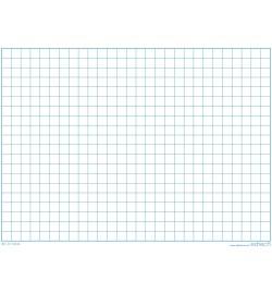 Πινακάκι Ατομικό Α4 - Με Τετραγωνάκια
