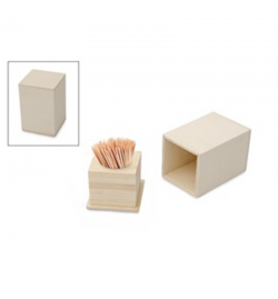 Ξύλινο Κουτί 6x6x9cm