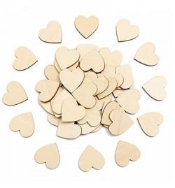 Ξύλινη καρδιά 3cm x 3mm  1τεμ