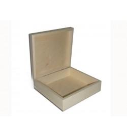 Ξύλινο κουτί 19x16.5x6.2cm