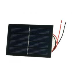 Ηλιακός Συσσωρευτής 5V 230mA Πολυκρυσταλλικός