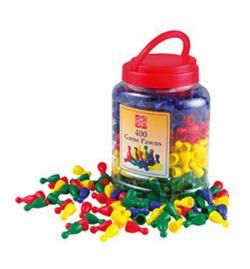 Πλαστικά Πιόνια - 400pcs