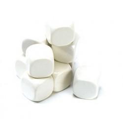 Ζάρι Κενό Άσπρο 16mm