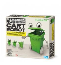 Κατασκευή Ρομπότ κάδος - ΝΕΟ