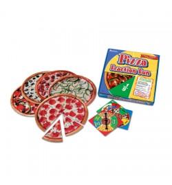 Παιχνίδι Κλασμάτων με πίτσες