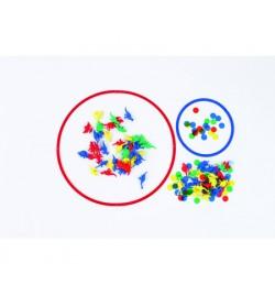 Κύκλοι Ομαδοποίησης 25cm -15pcs