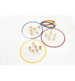 Κύκλοι Ομαδοποίησης 50cm -6pcs