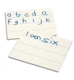 Write 'N' Wipe Board A4 - Lined